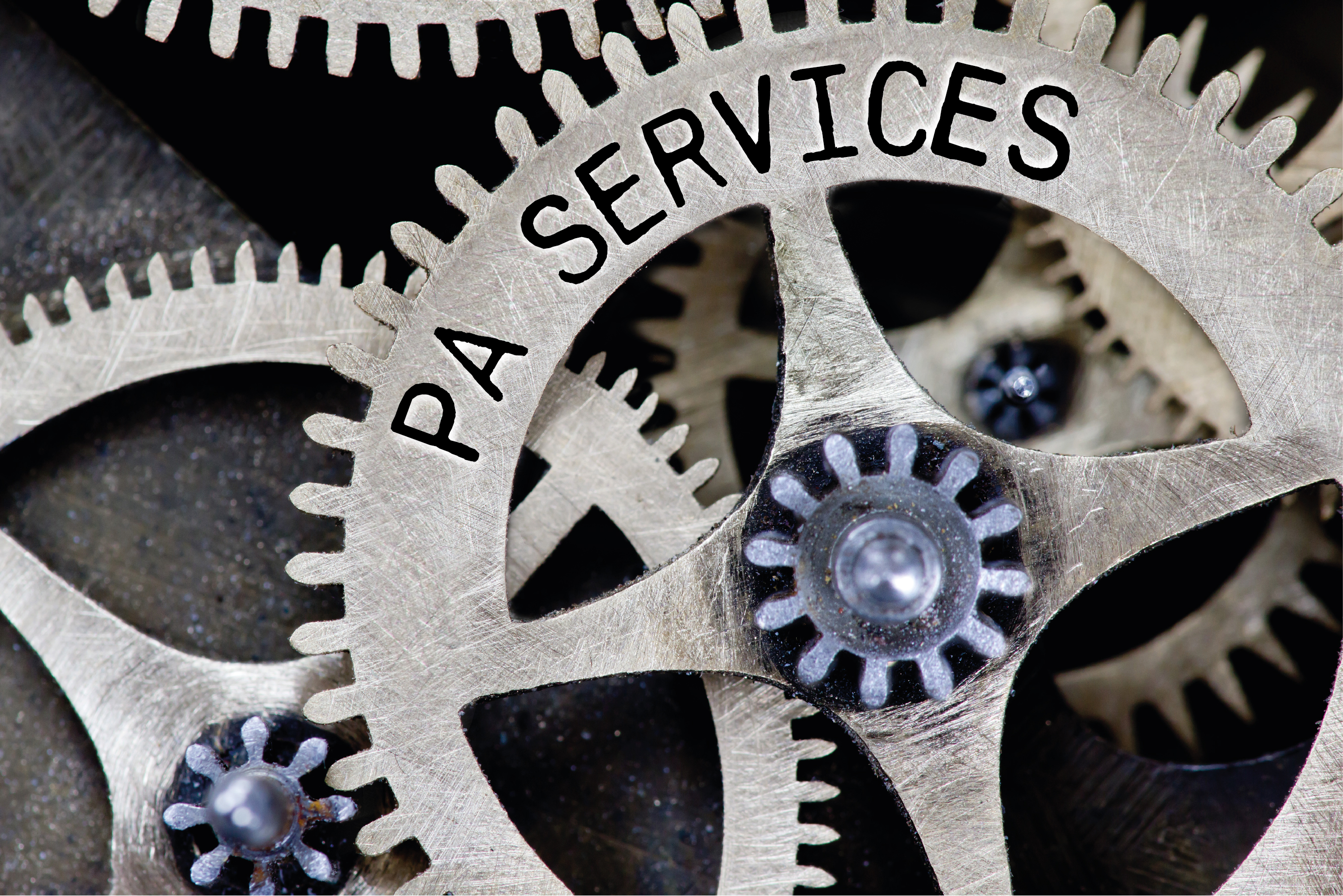 Click to view a full range of PA services
