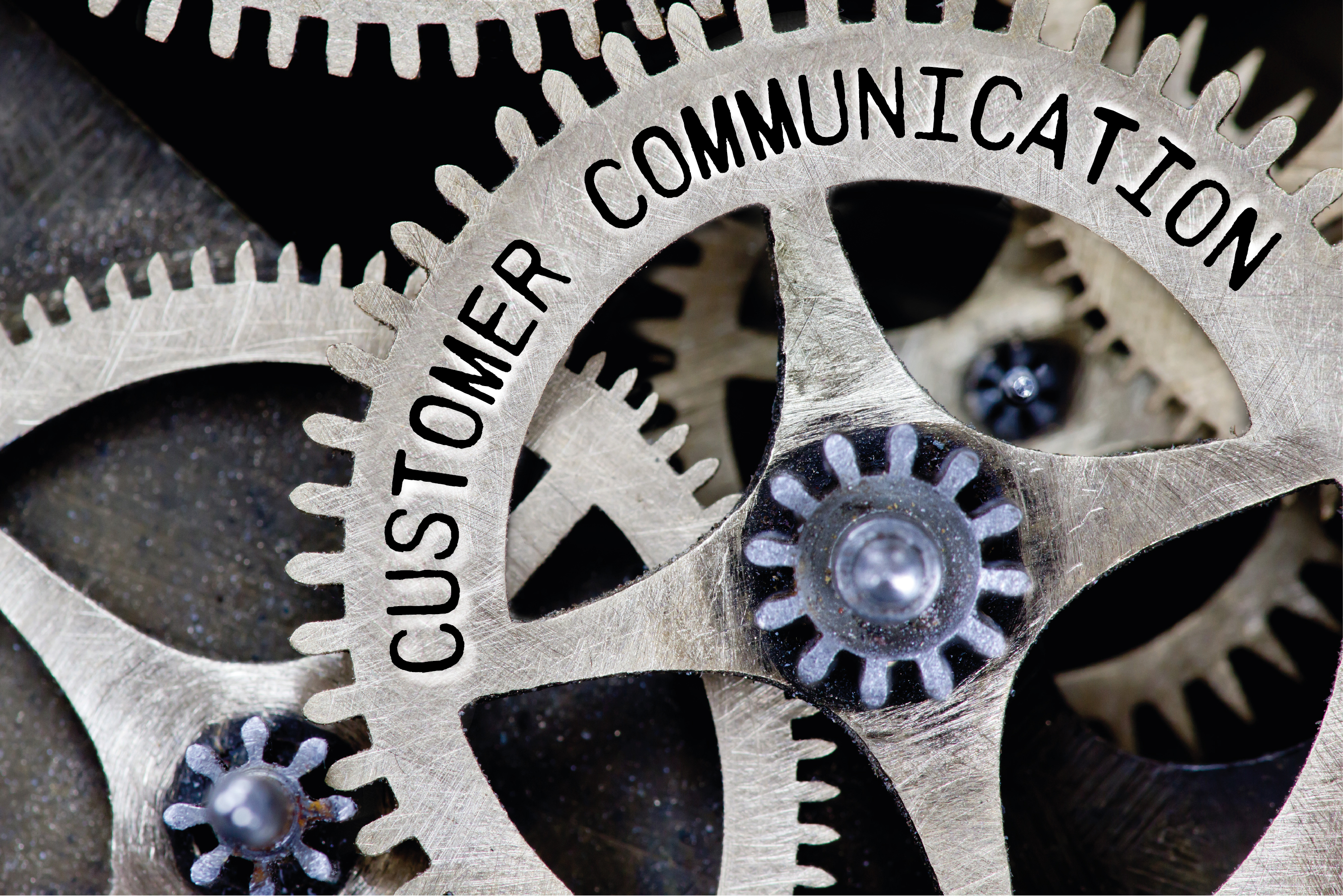 Click to view a full range of customer communication services